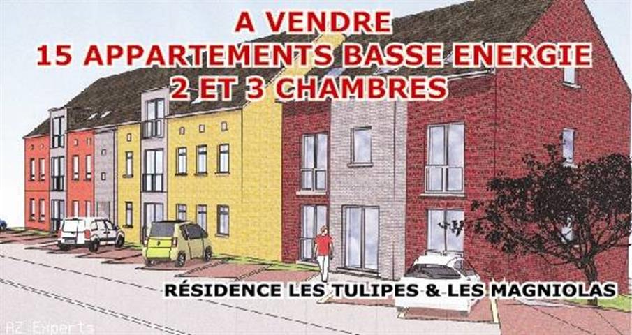 Appartement basse énergie -de K45 Seille Tramaka